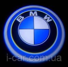 Проекція логотипу автомобіля BMW