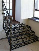 Проекты кованых лестниц