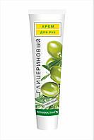 Крем для рук глицериновый оливковый, Фитодоктор 44 мл