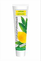 Крем для рук глицериновый лимонный, Фитодоктор 44 мл