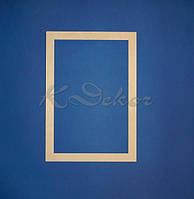 Рамка для фотографий заготовка для декора (30х20см.)