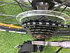 Гірський Велосипед GRAVEL Nord 14s Crosser Bike 28 Дюйм Алюмінієва Рама 21 Чорний, фото 6