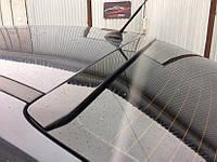 Козирок спойлер заднього скла, бленда Ford Focus 3 седан 2014+ р. в. рестайлінг Форд Фокус