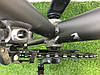 Горный Велосипед GRAVEL Nord 16s Crosser Bike 28 Дюйм Алюминиевая Рама 17 Черный, фото 8