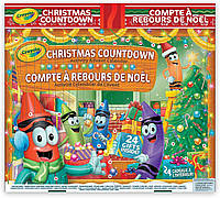 Крайола Адвент Календарь 04-3808 (Crayola Christmas Countdown Advent Calendar)