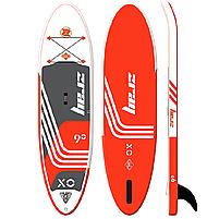Сапборд ZRAY X-RIDER YOUNG X0 9'  2021 - надувная доска для САП сёрфинга, sup board, фото 2