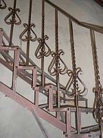 Лестницы металлические серия