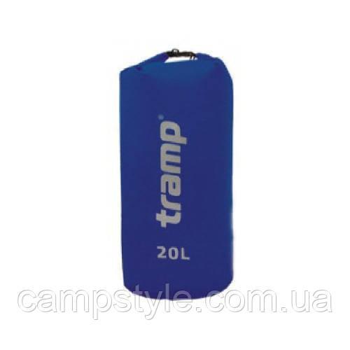 Гермомішок Tramp PVC 20 л, TRA-067 синій