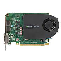 """Видеокарта Nvidia GeForce Quadro 2000 1Gb 128bit GDDR5 """"Б/У"""", фото 1"""