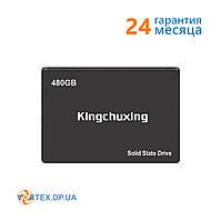 """Накопитель SSD 2.5"""" 480GB KingChuxing K525 R489MBs W459MBs SATA III 7мм новый"""