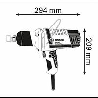 Ударний гайковерт Bosch GDS 18 E Professional 0601444000, фото 3
