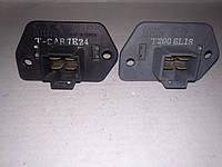 Резистор печки(Реостат) Шевроле Авео, фото 1