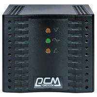 Стабілізатор Powercom TCA-600 black