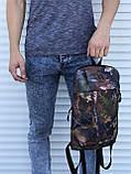 Рюкзак камуфляжный велосипедный, фото 4