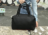 Жіноча сумка Puma Ferrari чорна, фото 5