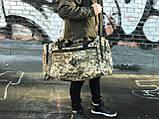 Дорожная сумка камуфляжная (60 л.), фото 2