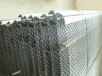 Сетка рифленая канилированная - 4,0 (5,0; 5,6) - 75 мм х 75 мм (неоцинкованная), фото 1