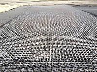 Сетка рифленая канилированная - 3,0 (4,0; 5,0; 5,6) - 65 мм х 65 мм (оцинкованная), фото 1