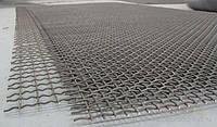 Сетка рифленая канилированная - 4,0 (5,0) - 100 мм х 100 мм (неоцинкованная)