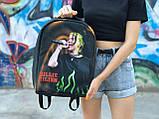 Шкільний рюкзак Bilie Eilish, фото 2