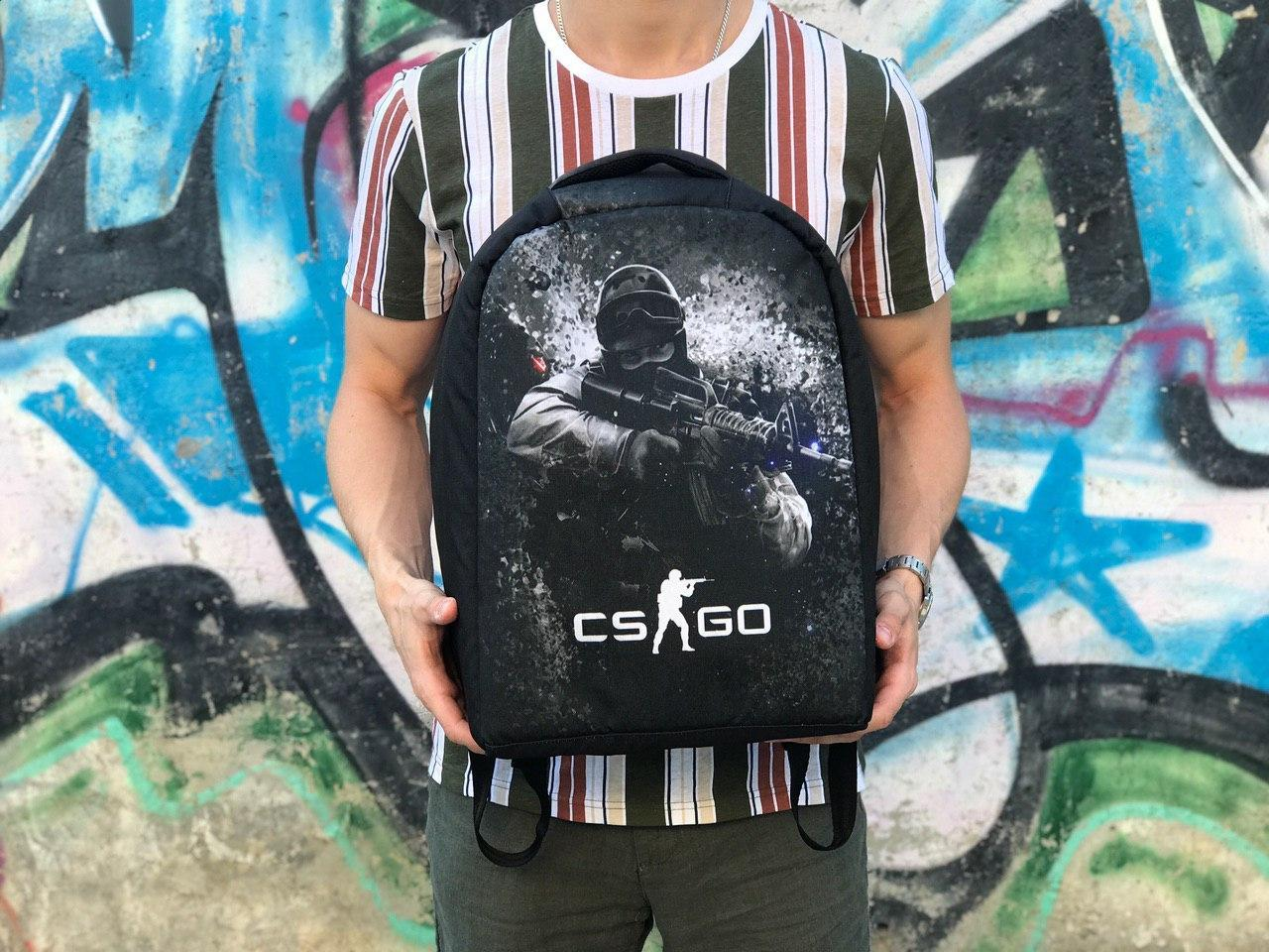 Шкільний рюкзак CS GO
