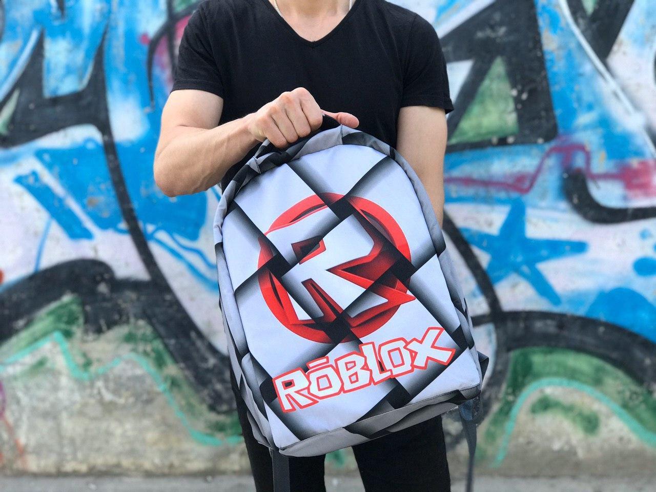 Школьный рюкзак Roblox