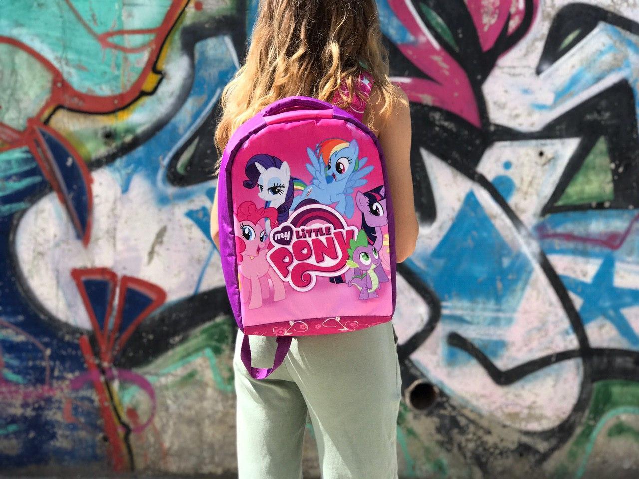 Шкільний рюкзак Pony