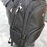 Рюкзак Gorangd чорний, фото 3