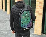 Якісний рюкзак Adidas хамелеон, фото 2