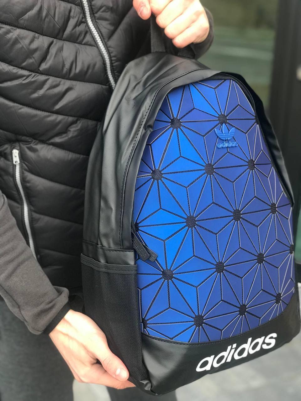 Качественный рюкзак Adidas синий