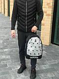 Качественный рюкзак Adidas белый, фото 5