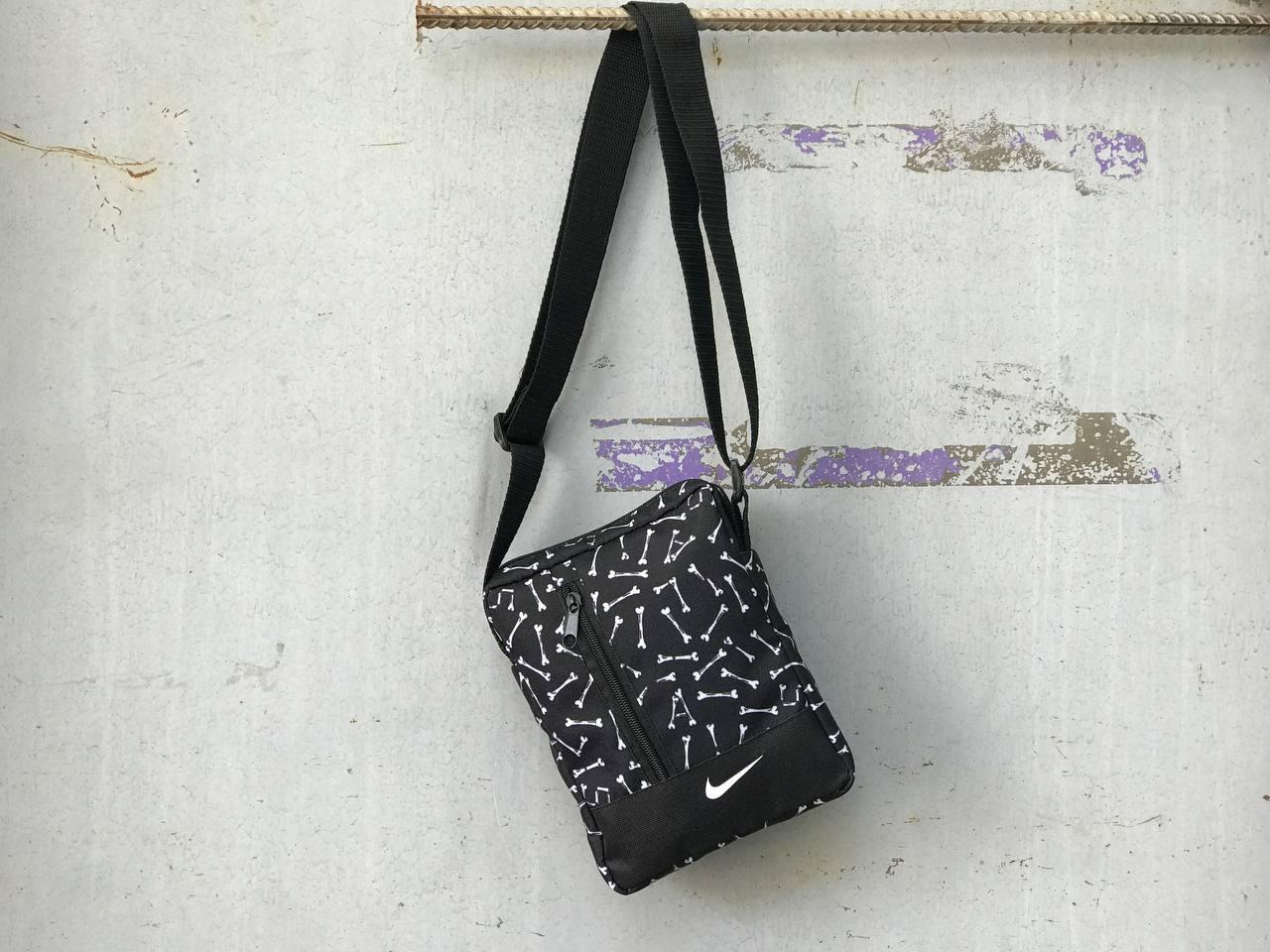 Сумка через плече Nike кісточки
