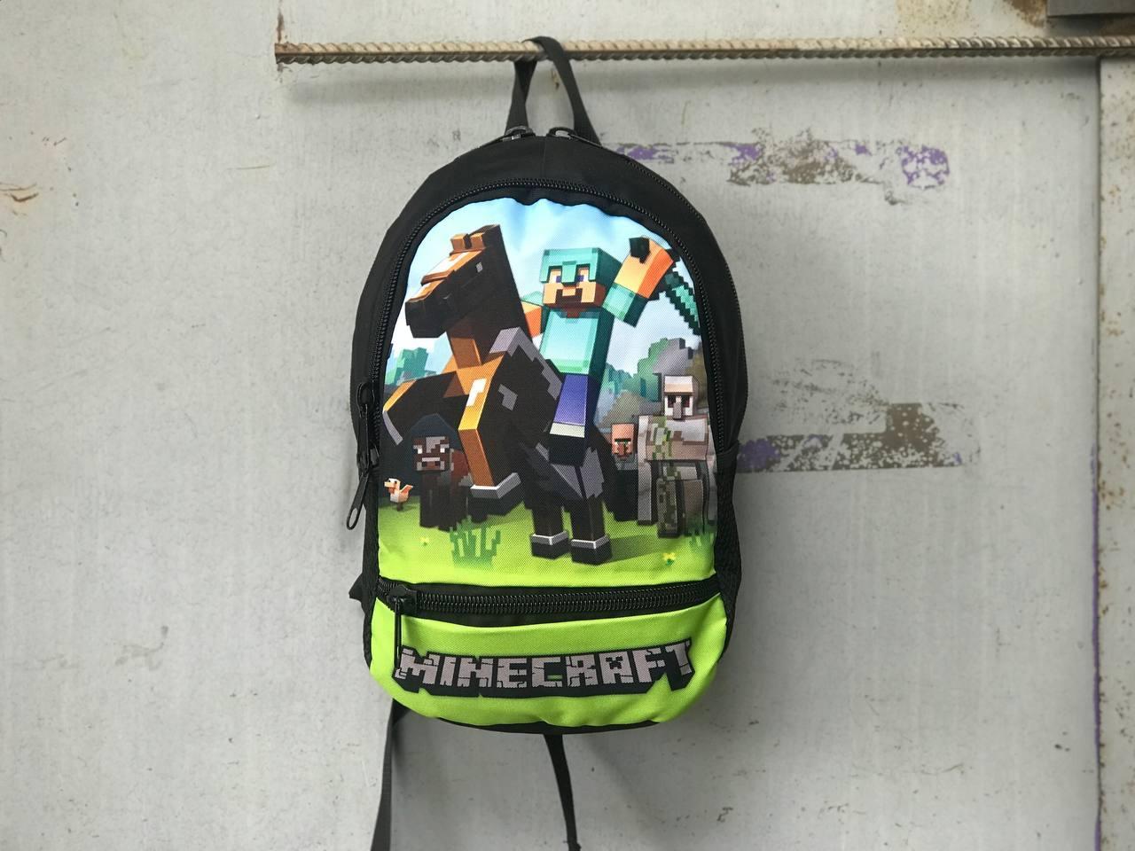 Дитячий рюкзак Minecraft