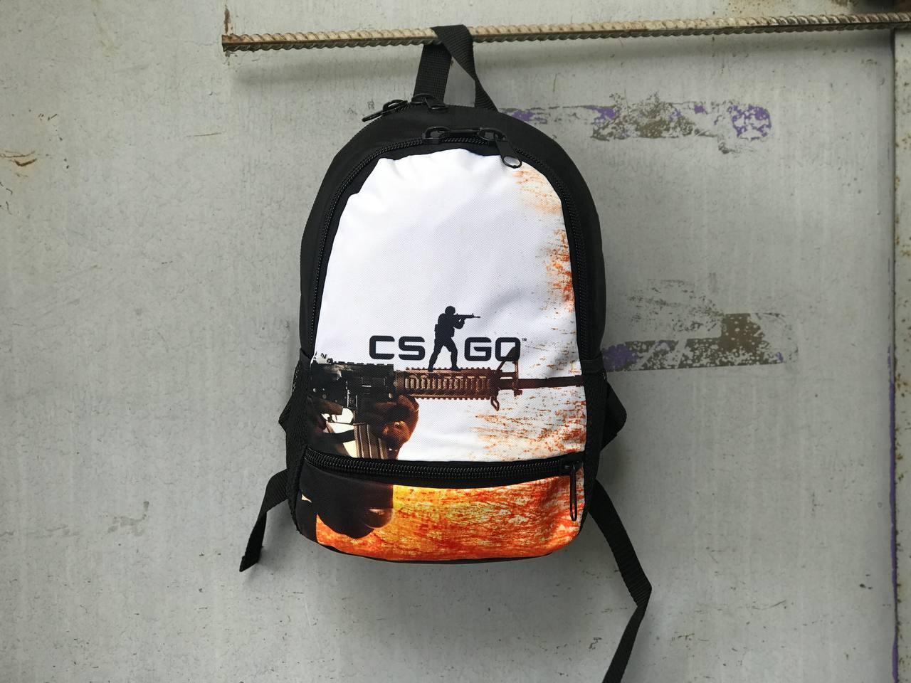Детский рюкзак CS GO