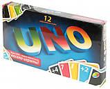 Настоьлная игра UNO 0112DT маленькая, фото 3