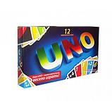 Настоьлная игра UNO 0112DT маленькая, фото 5