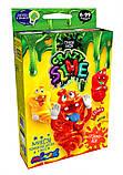 """Дитячий набір для створення лизуна """"Crazy Slime"""" SLM-02, 4 види, фото 2"""