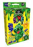 """Дитячий набір для створення лизуна """"Crazy Slime"""" SLM-02, 4 види, фото 4"""
