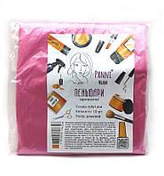 Пеньюар Panni Mlada 0,9х1,6 м (10 шт/пач)  из полиетилена цвет: розовый