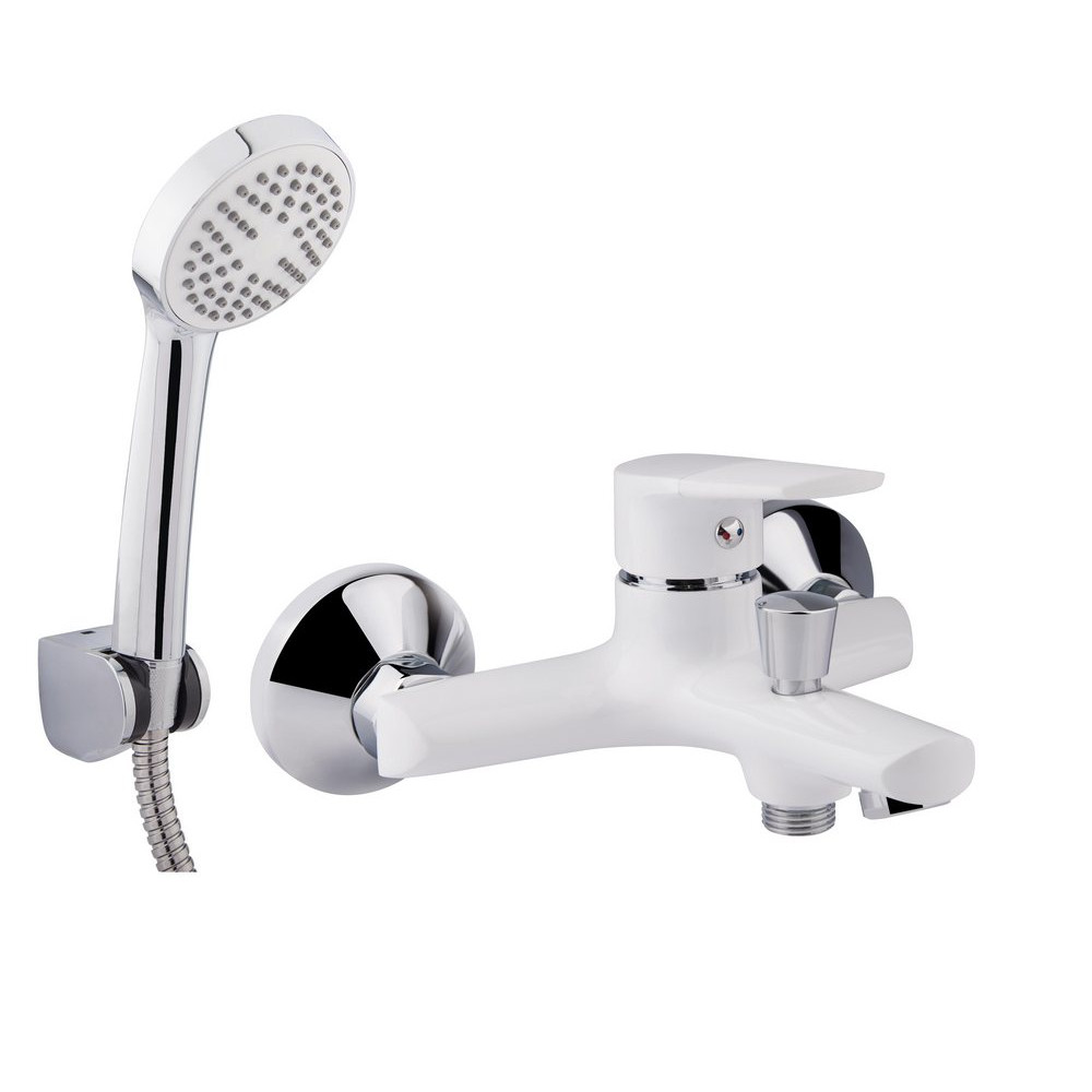 Змішувач для ванни Q-tap Polaris WHI 006