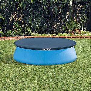 Тент - чохол для надувного басейну Intex 28020, 244 см, (Оригінал)
