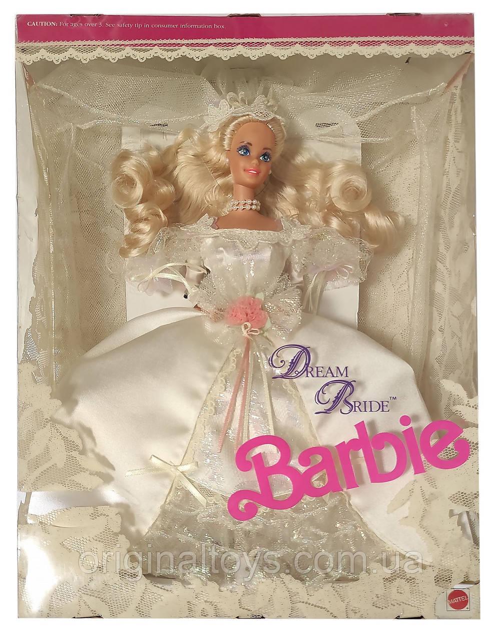 Колекційна лялька Барбі Мрія нареченої Barbie Dream Bride 1991 Mattel 1623