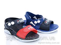 Детская коллекция летней обуви. Детские шлепанцы бренда ВВТ для мальчиков (рр. с 24 по 29)