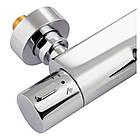 Смеситель термостатический для ванны Qtap Votice 30T105-1GC, фото 4