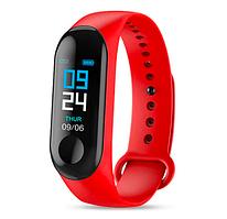 Фитнес браслет Smart Band M3 Красный