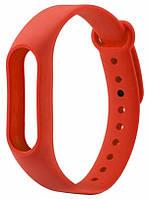 Ремешок для фитнес - трекера Xiaomi Mi Band 2 Красный, фото 1