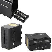 Батарейный блок адаптер Falcon Eyes BB-6 эмулятор Sony NP-F970, 100405