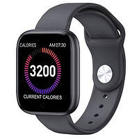 Фитнес браслет Smart Band MI (Черный)