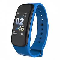 Фитнес-браслет Smart Band C1 Синий