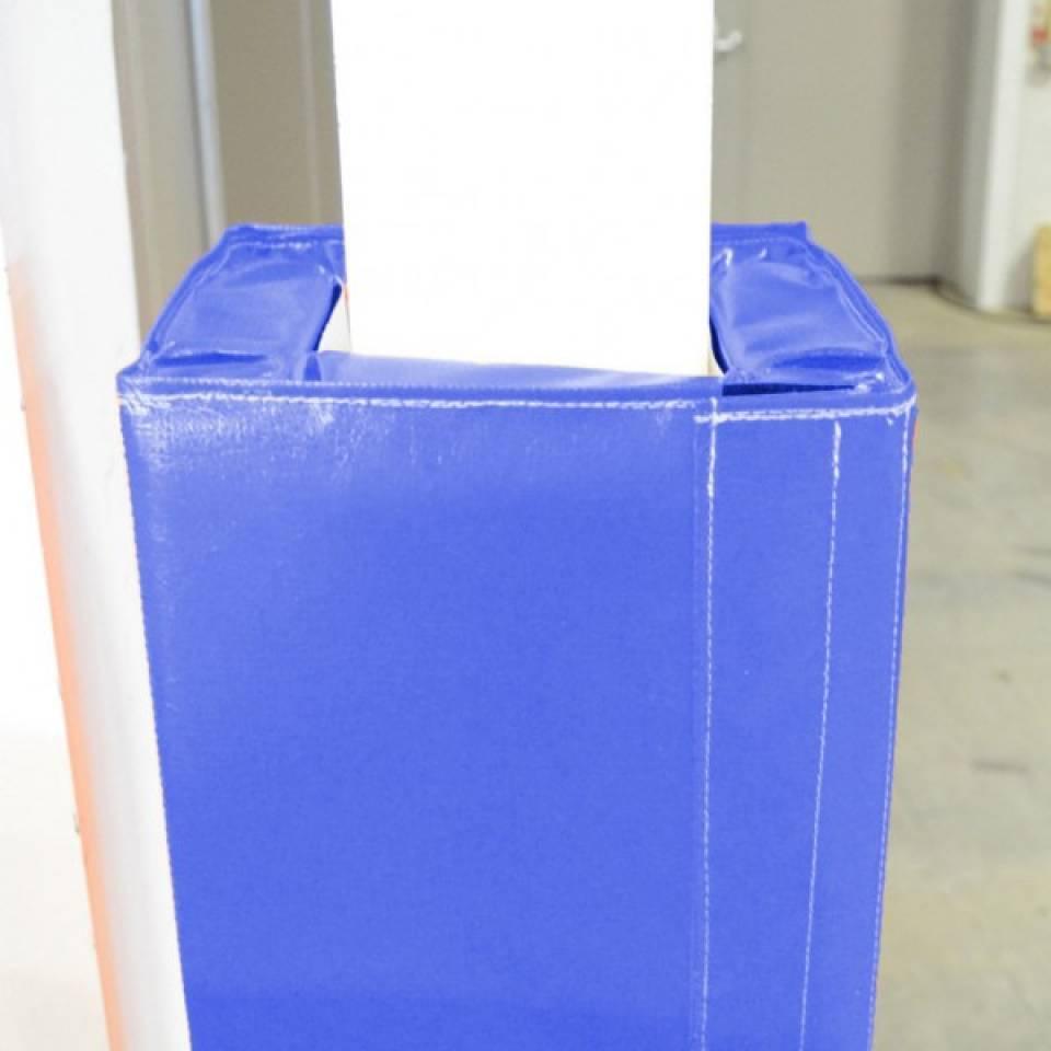 Стеновые протекторы для колонн TIA-SPORT. ТС119